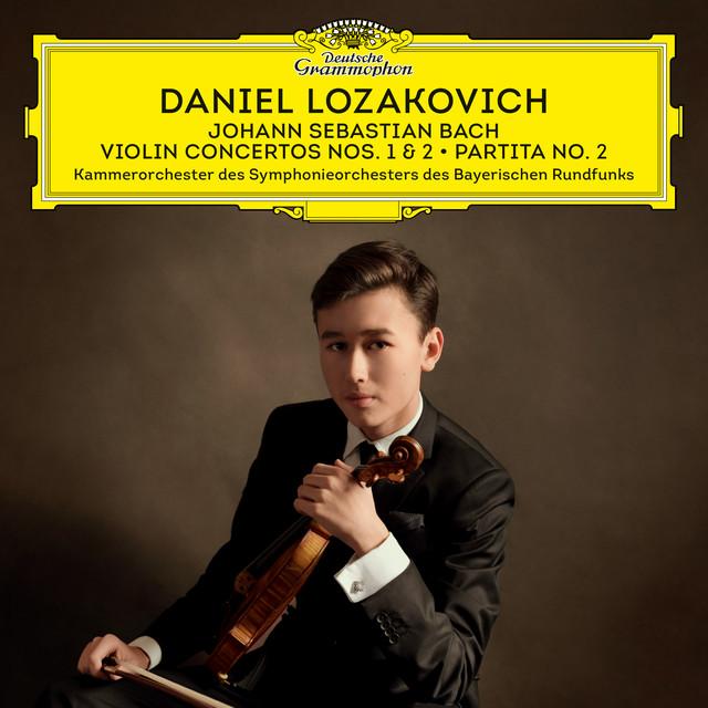 Violin Concerto No.1 In A Minor, BWV 1041: 1. (Allegro moderato)
