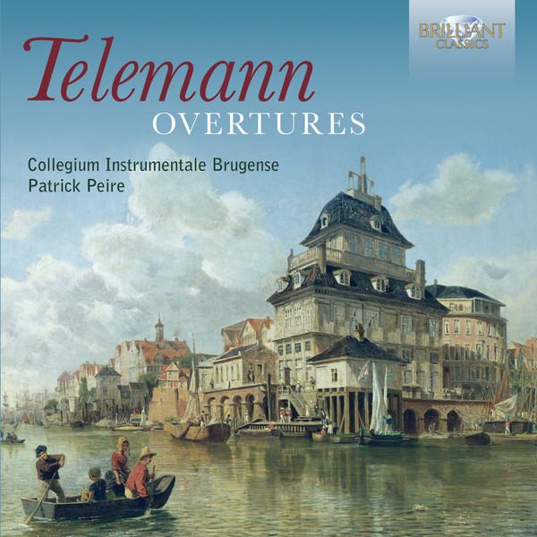 Georg Philipp Telemann – Complete