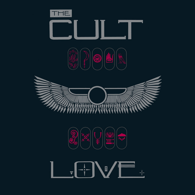 The Cult  Love :Replay
