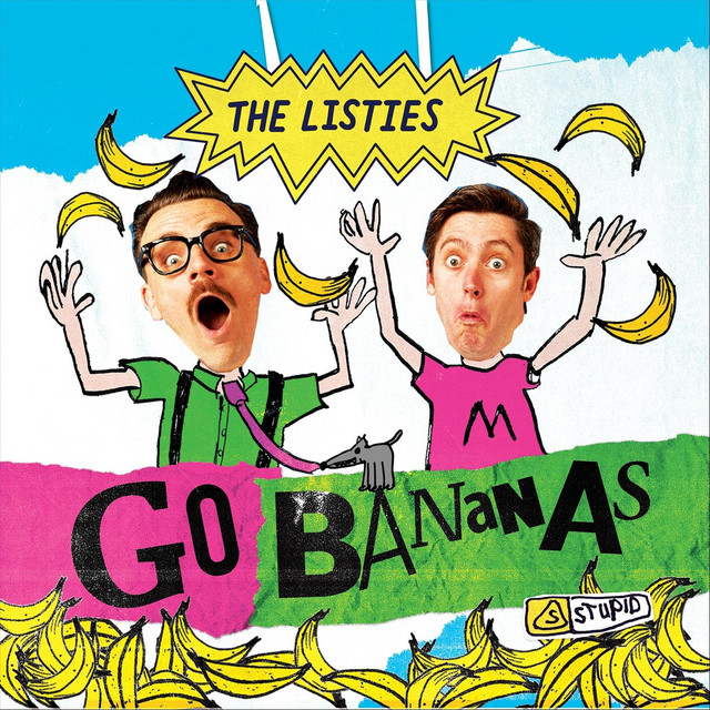 Go Bananas by The Listies