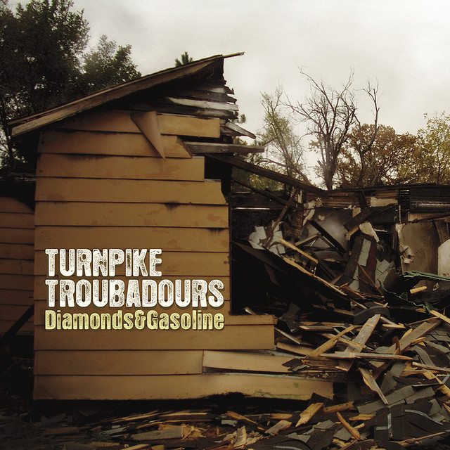 Turnpike Troubadours album cover