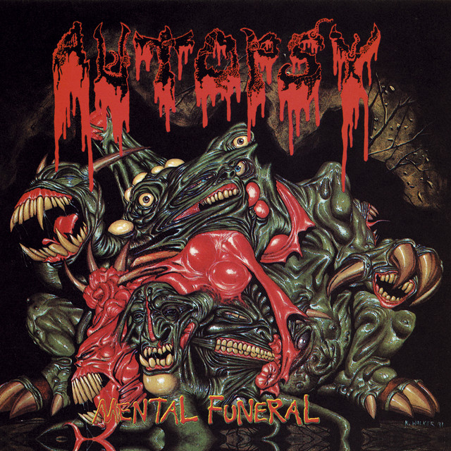 Artwork for Hole in the Head by Autopsy