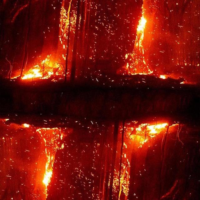 Static Flame