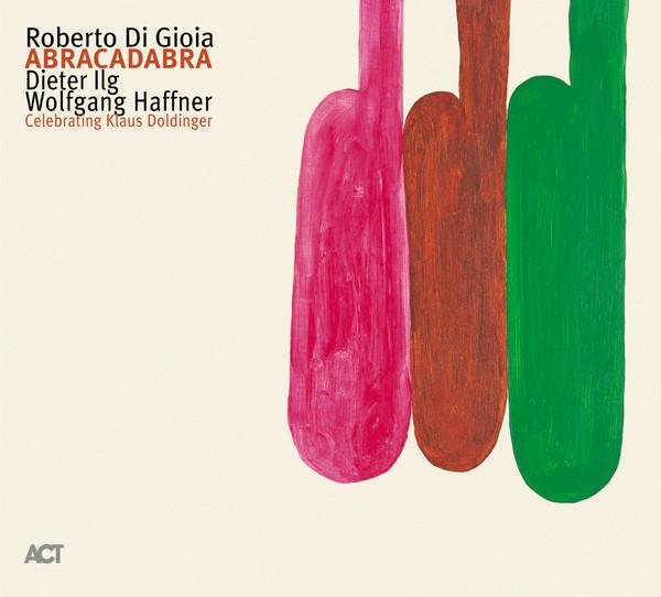 Klaus Doldinger album cover