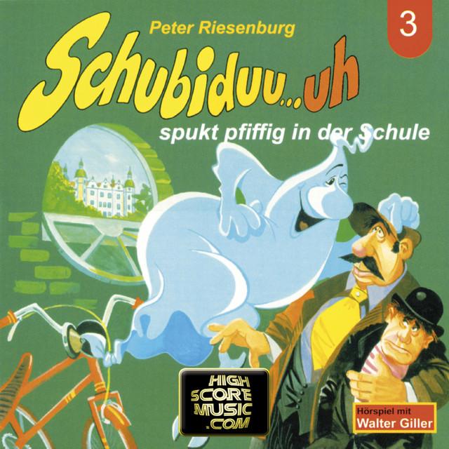 Folge 03: Schubiduu...uh - spukt pfiffig in der Schule Cover