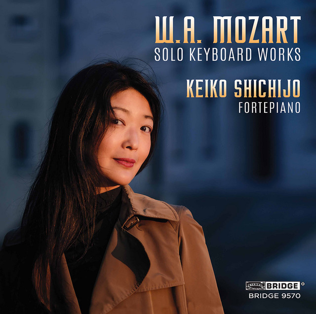 W.A. Mozart: Solo Keyboard Works
