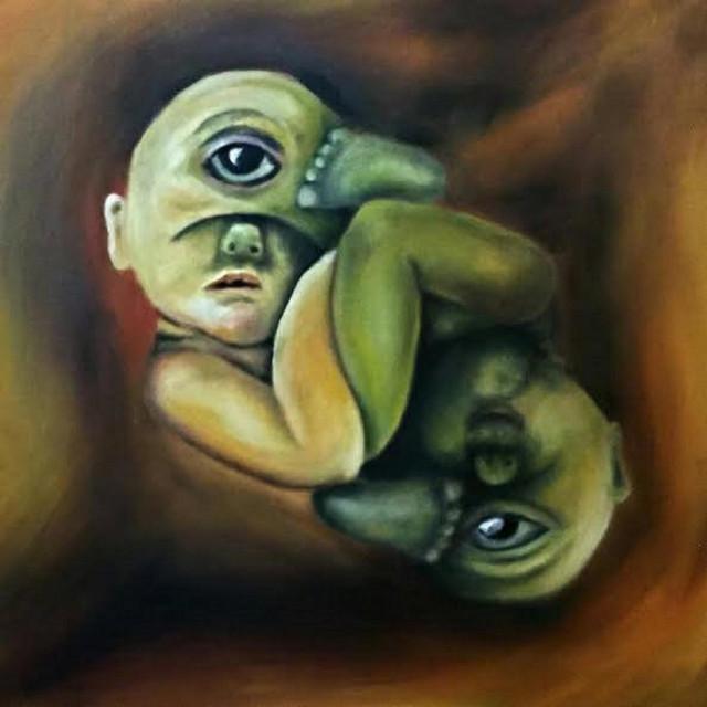 Juan Dissed the Cyclops Baby