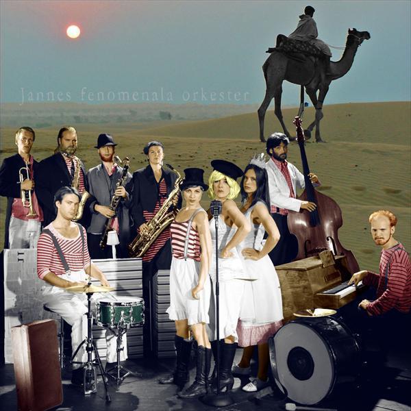 Jannes Fenomenala Orkester
