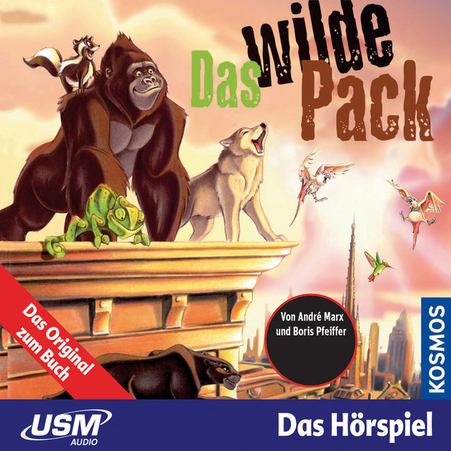 Teil 1: Das wilde Pack Cover