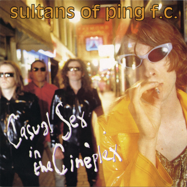 Cover art for Where's Me Jumper? by Sultans Of Ping F.C.