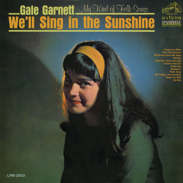 We'll Sing In The Sunshine (64) album cover
