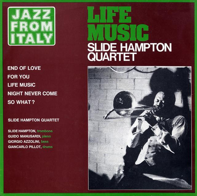 Jazz from Italy - Life music