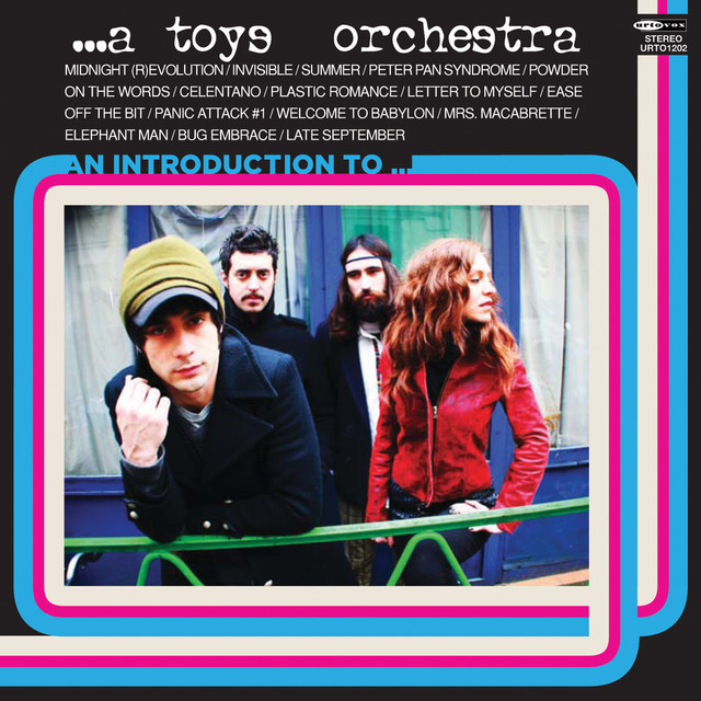 A Toys Orchestra – An Introduction to...