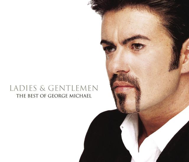 George Michael album cover