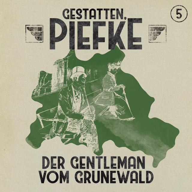 Folge 5: Der Gentleman vom Grunewald Cover