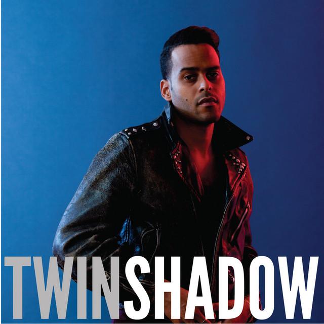 Skivomslag för Twin Shadow: Confess