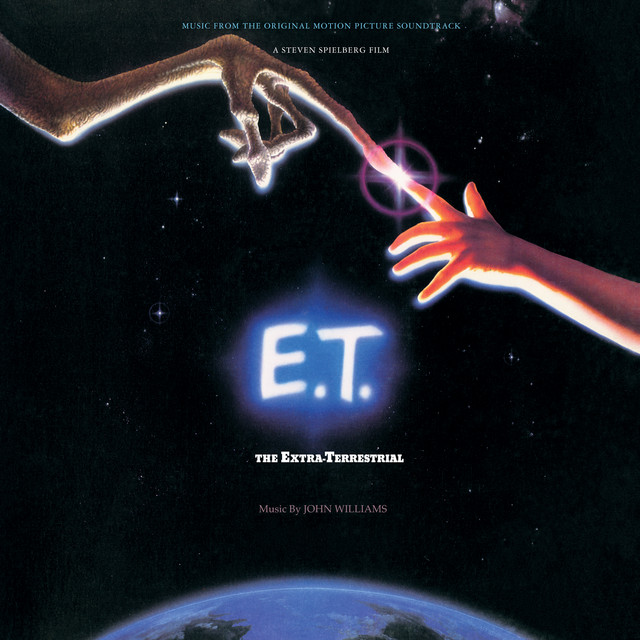 """Flying - From """"E.T. The Extra-Terrestrial"""" Soundtrack"""