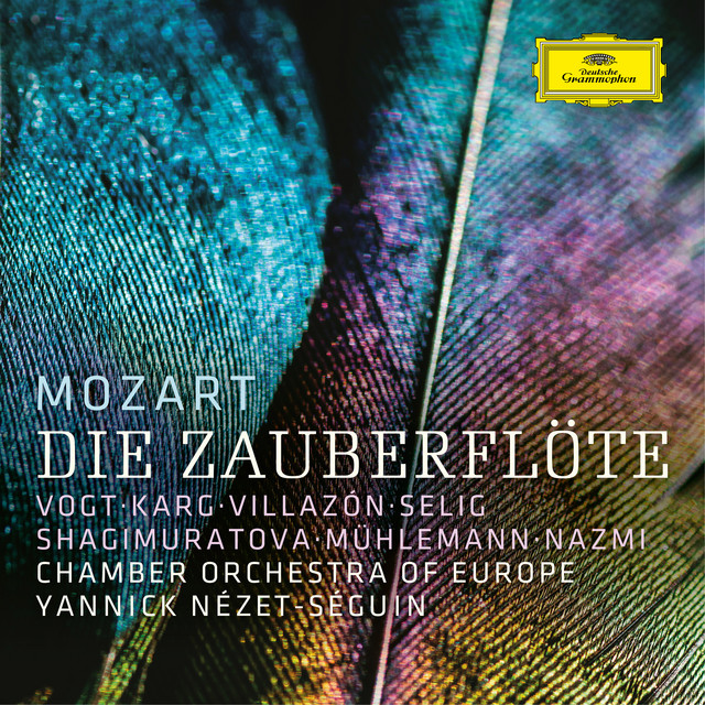 Album cover for Mozart: Die Zauberflöte by