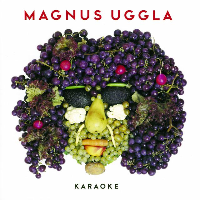 Skivomslag för Magnus Uggla: Karaoke