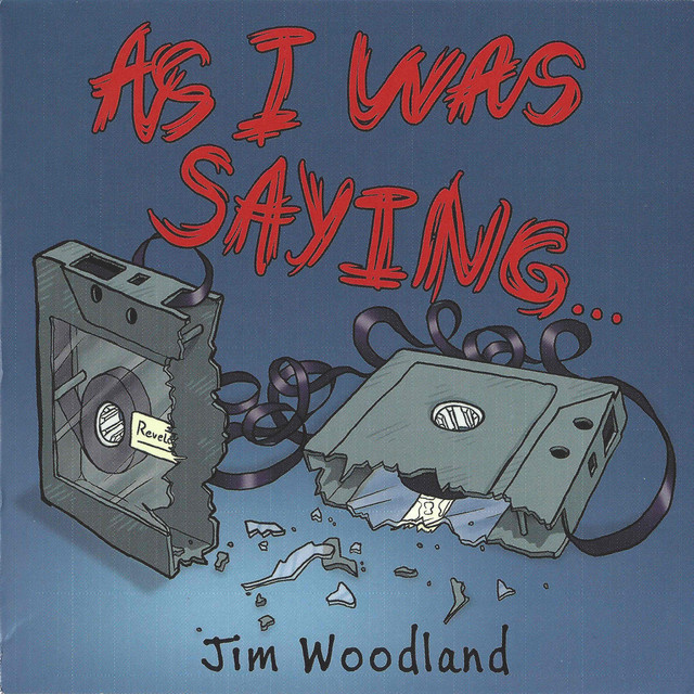 Artwork for Accidents Never Happen by Jim Woodland
