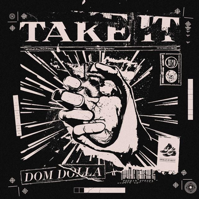 Take it album cover