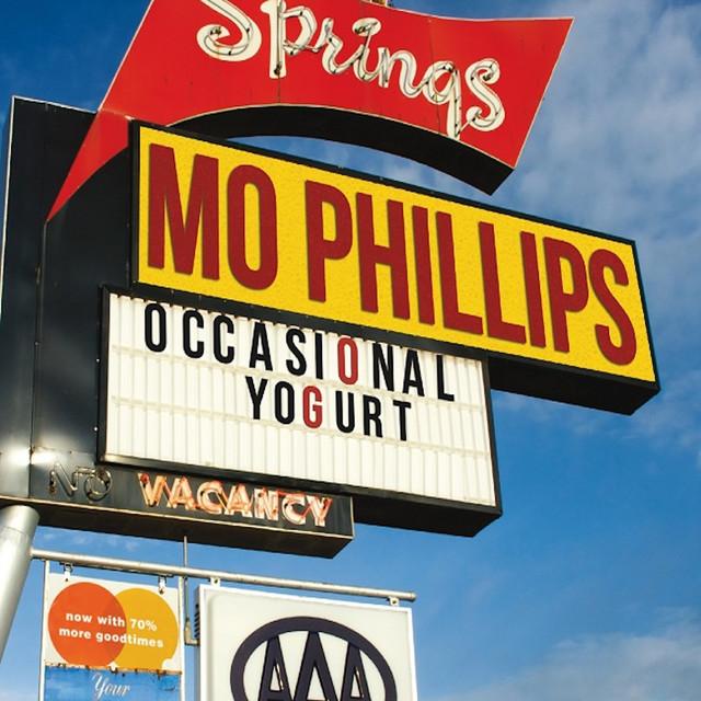 Occasional Yogurt by Mo Phillips