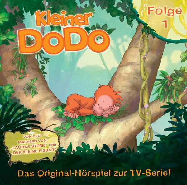 Kleiner Dodo - Folge 1 - Das Original-Hörspiel Zur Tv-serie Cover