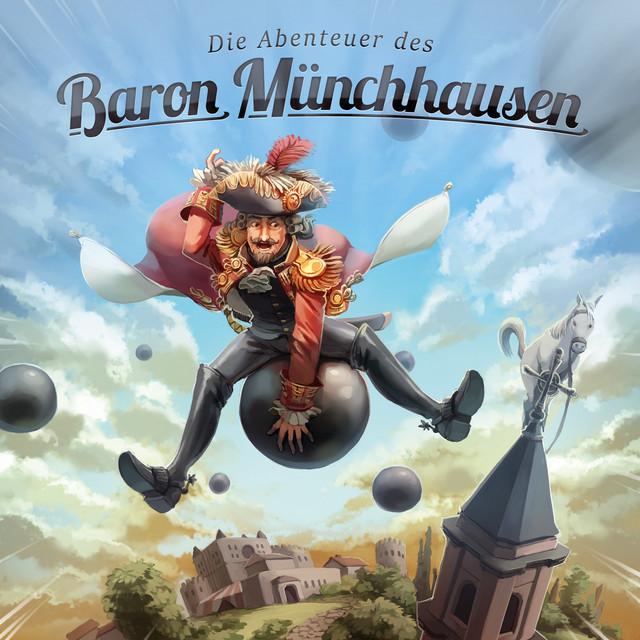 Holy Klassiker Folge 03: Die Abenteuer des Baron Münchhausen Cover