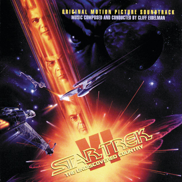 Star Trek VI: The Undiscovered Country - Official Soundtrack