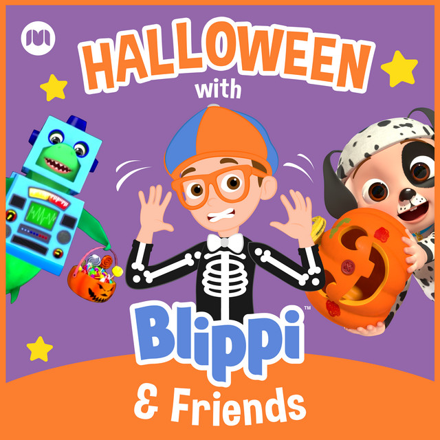 Halloween With Blippi & Friends