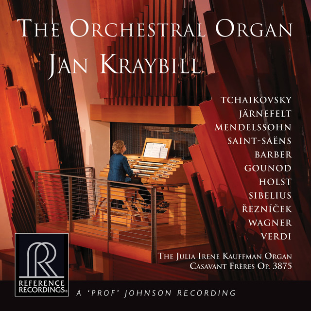 The Orchestral Organ