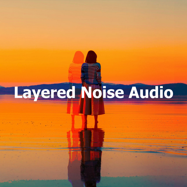 Album cover for Layered Noise Audio by Crafting Audio