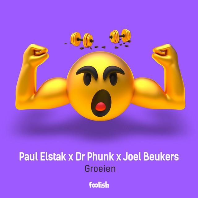 DJ Paul Elstak & Dr Phunk & Joel Beukers - Groeien (Radio Edit)