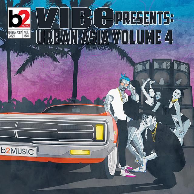 Vibe Presents: Urban Asia, Vol. 4