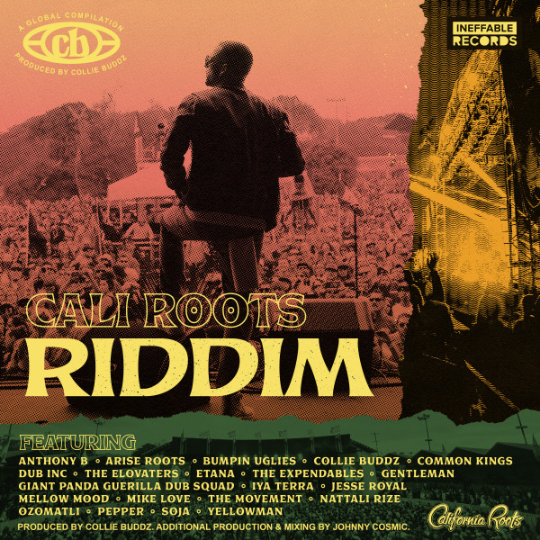 Album cover for Cali Roots Riddim 2020 by Collie Buddz