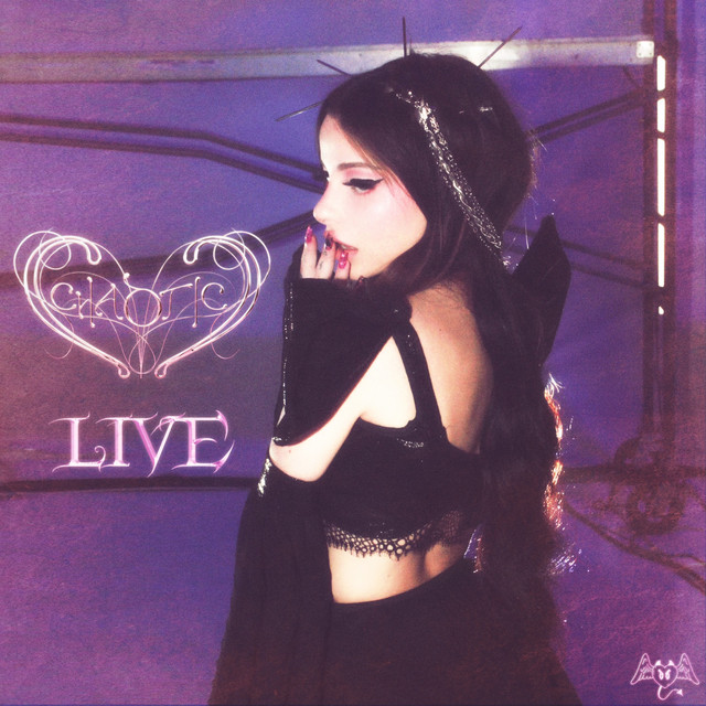 Album cover for Chaotic (Live) by Ellise
