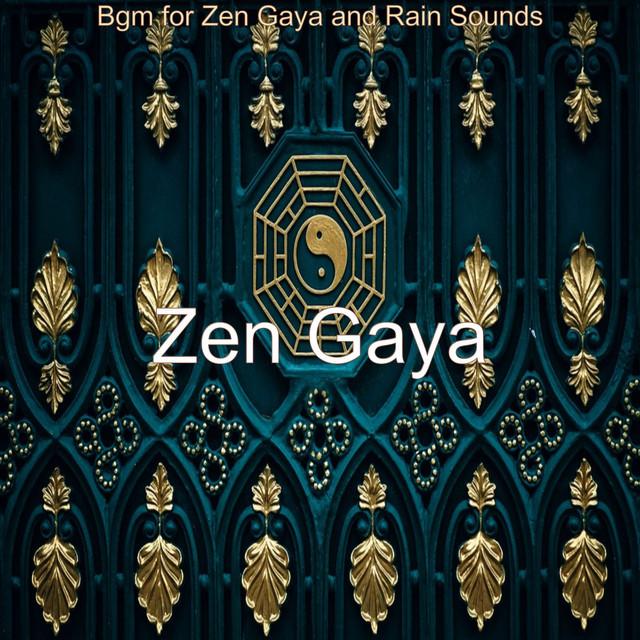 Album cover for Bgm for Binaural Zen Gaya by Zen Gaya