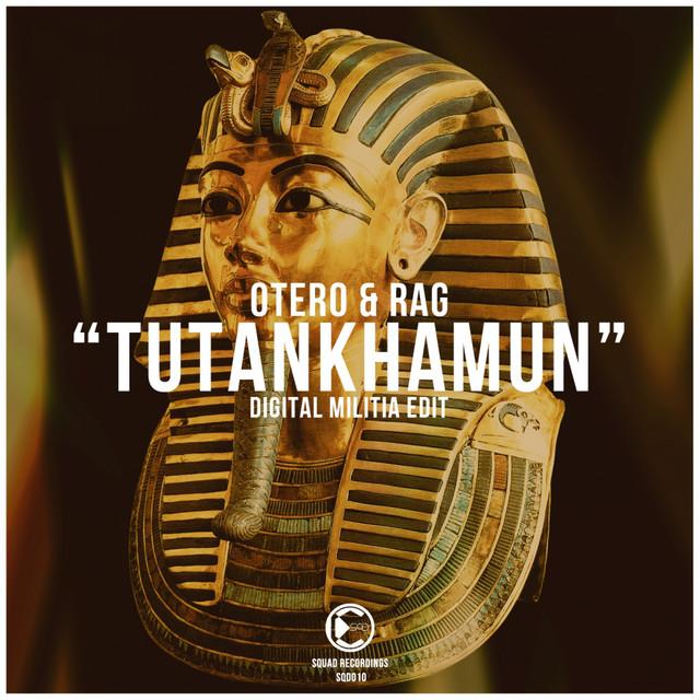 Tutankhamun - Digital Militia Edit Image