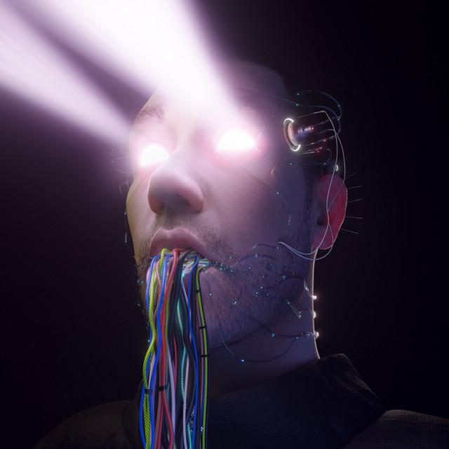 Distorted Light Beam album cover