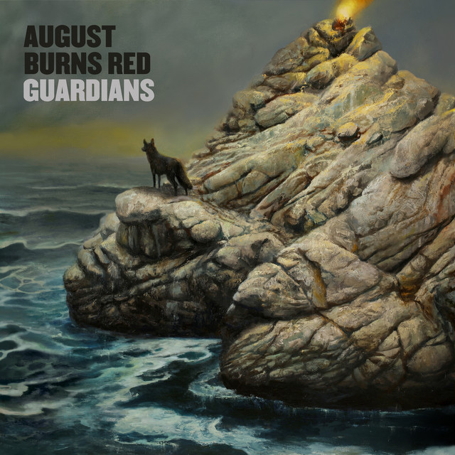 Album cover for Guardians by August Burns Red