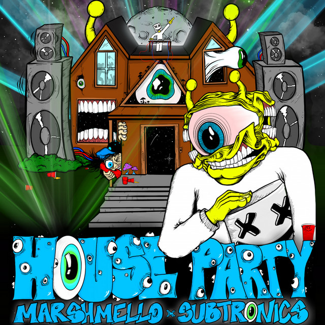 House Party album cover