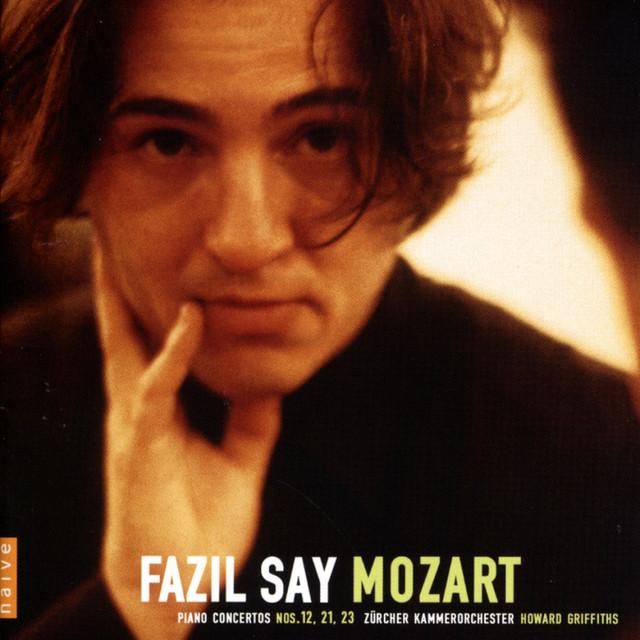 Fazil Say Mozart (Piano Concer…
