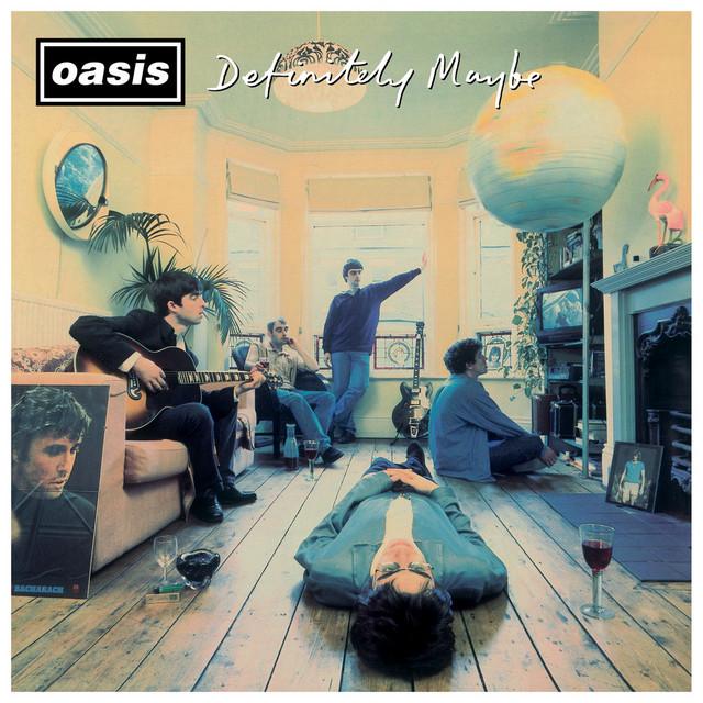 Oasis  Definitely Maybe :Replay