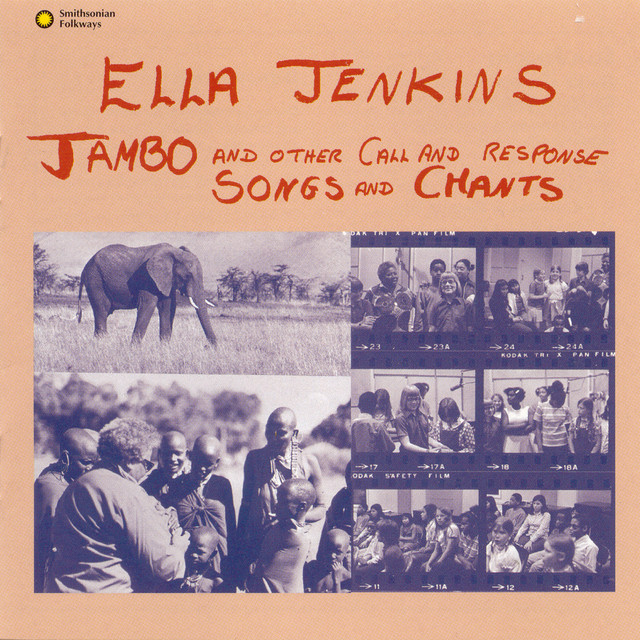 Jambo and Other Call and Response Songs and Chants by Ella Jenkins