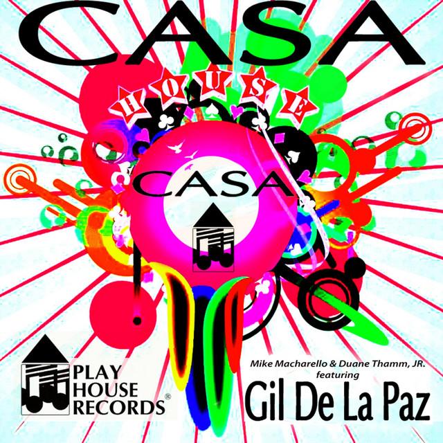 Artwork for Casa - Dub Mix by Mike Macharello