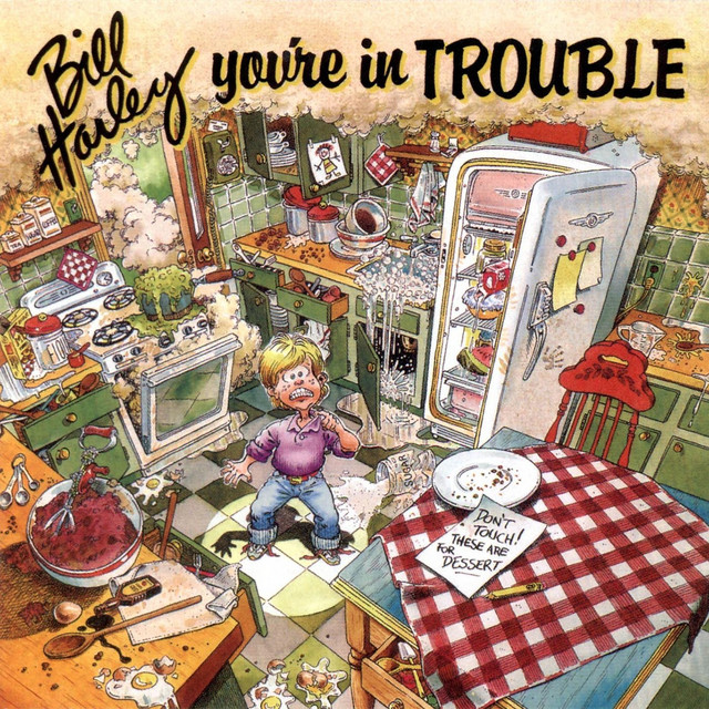 You're In Trouble by Bill Harley