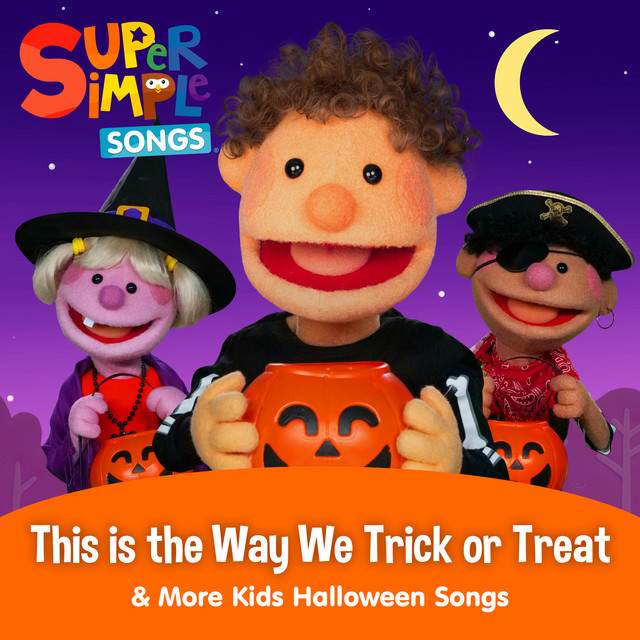 This is the Way We Trick or Treat & More Kids Halloween Songs