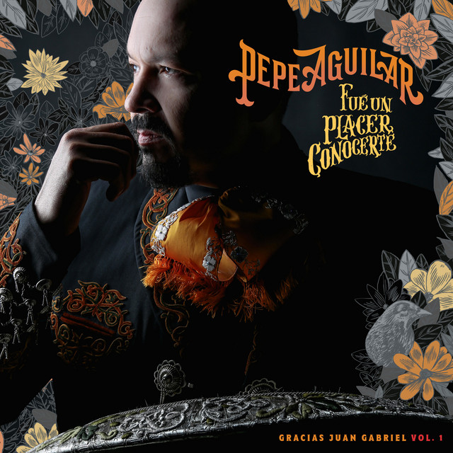 Artwork for Fue un Placer Conocerte by Pepe Aguilar