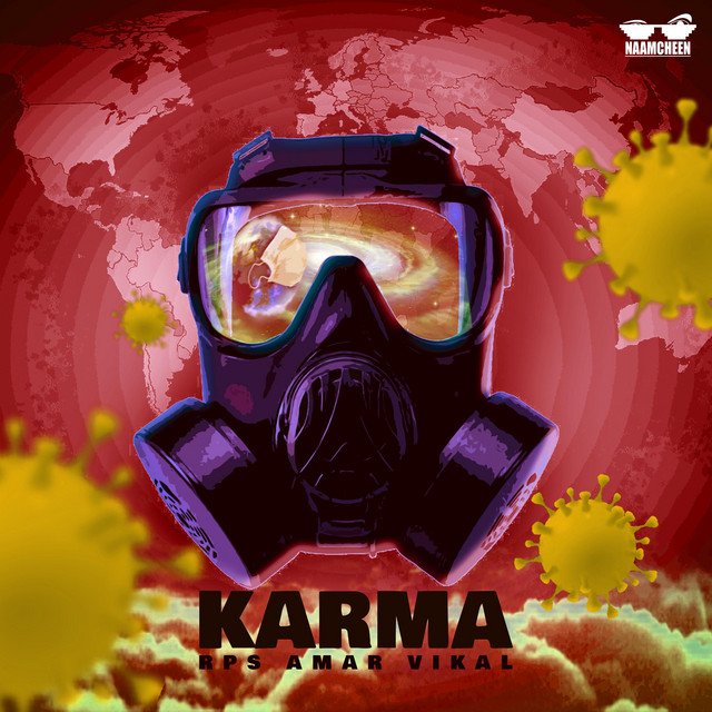 Artwork for Karma (Covid-19) by RPS Amar Vikal