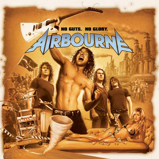 Airbourne — No Guts. No Glory